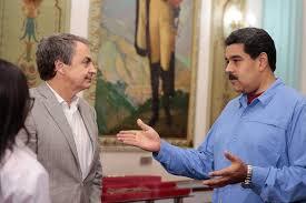 """Zapatero y Maduro, el """"buen"""" carterista"""