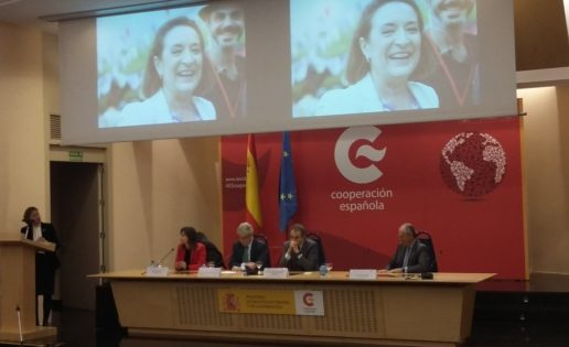 Mila Hernando: El emotivo y merecido homenaje a una gran diplomática