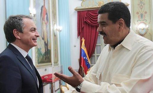 Zapatero: una marioneta en manos de Maduro