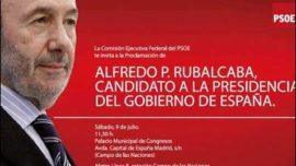PSOE, Partido Sobrado de Ocurrencias Extremas