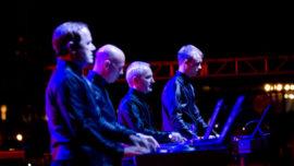 Deja de bailar a Kraftwerk