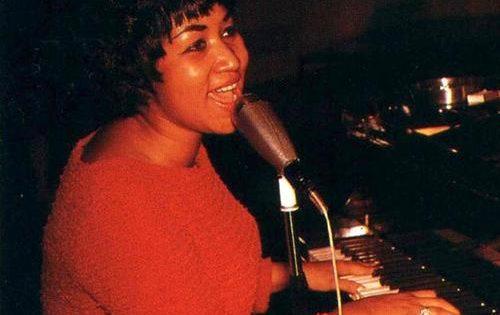 Aretha Franklin agitando las calles