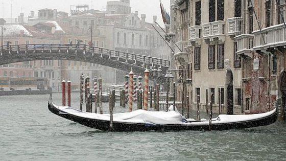 El invierno en Venecia de Vivaldi