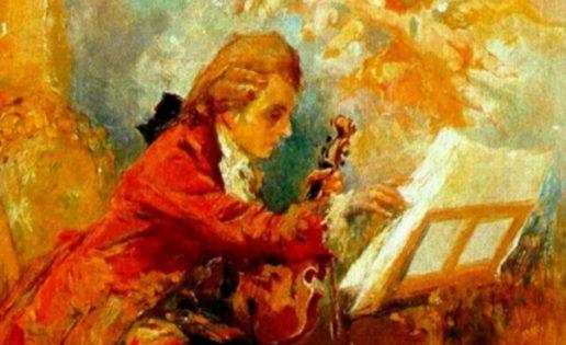La sinfonía k 364 de Mozart