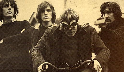 Syd Barrett en los orígenes de Pink Floyd