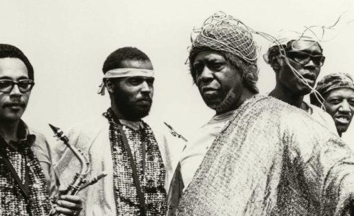 El afrofuturismo de Sun Ra