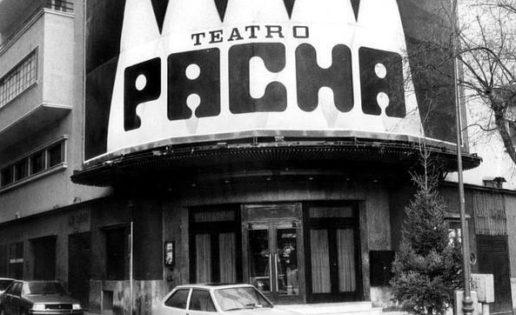 Richie Havens en el cielo de Pachá