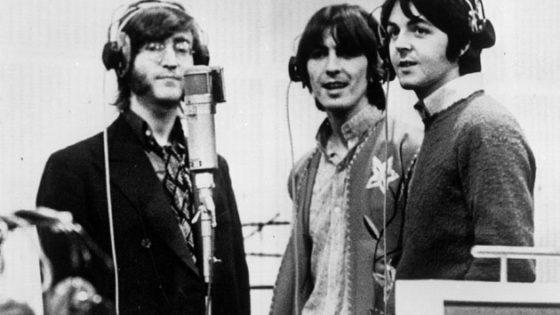 Los Beatles rumbo a Polaris
