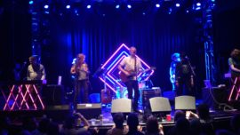 "The New Pornographers defienden ""Whiteout Conditions"" conquistando el Granada Theater"