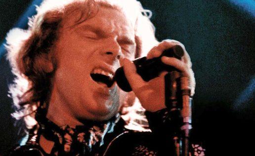 """Van Morrison, 73 años de """"viaje a Caledonia"""""""