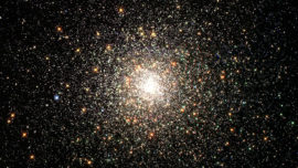 Hordas de estrellas alienígenas invaden nuestra galaxia