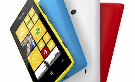 Nokia Lumia 520, un smartphone competitivo