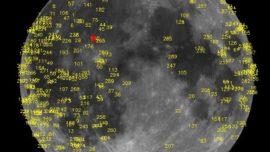 Observan la mayor explosión nunca registrada en la Luna