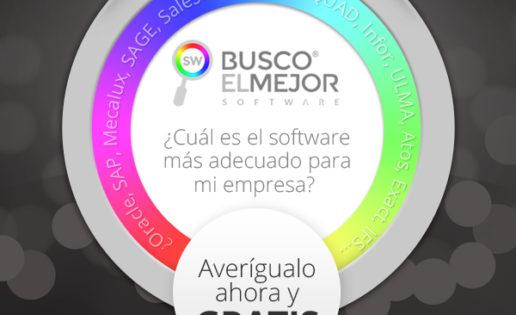 BUSCO el MEJOR, el primer comparador de software en España