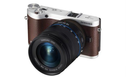 Samsung lanza en España su cámara NX300