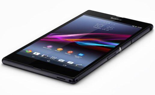 Sony Xperia Z Ultra, un smartphone de ciencia ficción