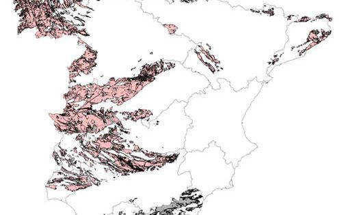 Galicia, la zona de España más expuesta al gas radón