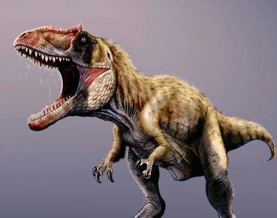 El monstruo que aterrorizó a los primeros tiranosaurios