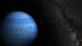 Encuentran una estrella más fría que el hielo