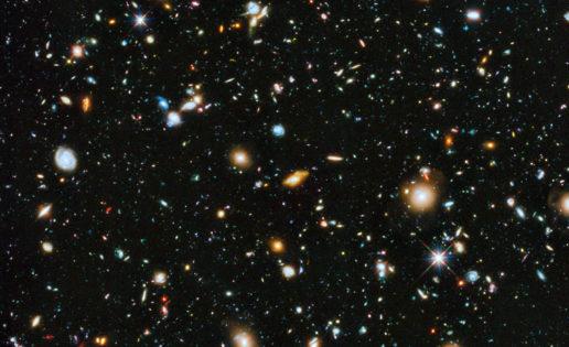 Un Universo lleno de color