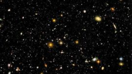 En busca del centro del Universo