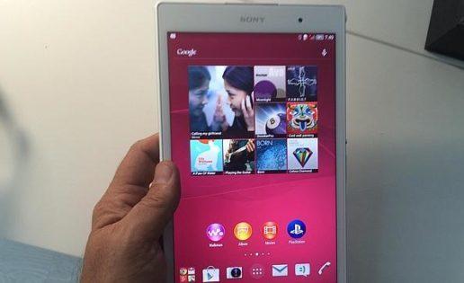 Sony Xperia Z3 Tablet Compact: la «tableta» se hace manejable
