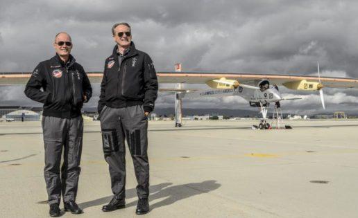 Impulse Solar 2, la vuelta al mundo sin escalas