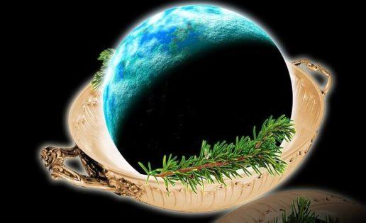 Receta para construir un planeta como la Tierra