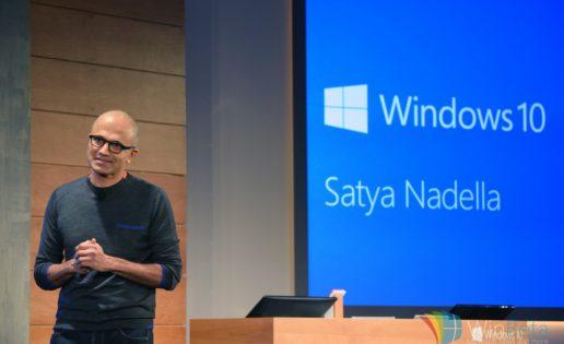Microsoft presenta el nuevo Windows 10 y sus Hololens, «el futuro del PC»