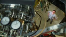 Analizan «polvo de supernova» en las profundidades del océano