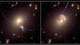 """Descubren las primeras galaxias """"fugitivas"""""""