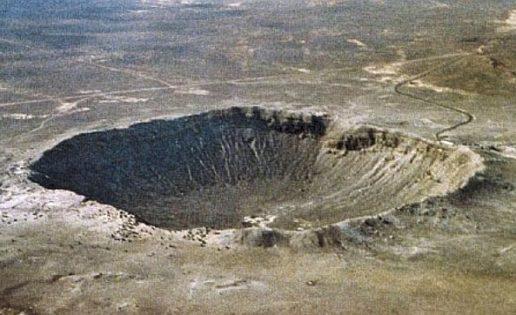 Descubiertos todos los grandes cráteres de impacto de la Tierra