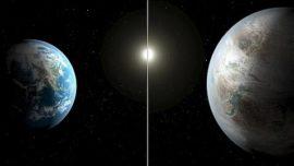 La NASA halla el primer planeta en zona habitable similar a la Tierra