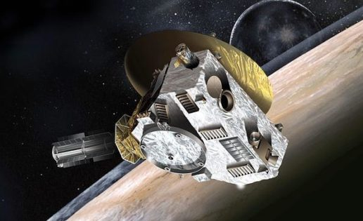 Vía despejada para llegar a Plutón