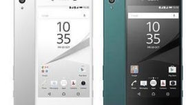Sony Xperia Z5 Premium: el primer «smartphone» con pantalla 4K