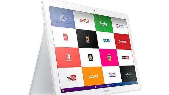 Samsung Galaxy View: la tableta de 18,4 pulgadas ya está aquí