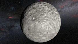 ¡Sorpresa! Las manchas brillantes de Ceres cambian de intensidad