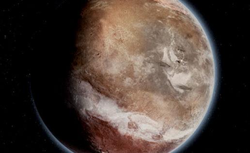 Un nuevo rostro para el Marte primitivo