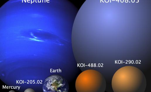 Una estudiante de Astronomía descubre cuatro nuevos planetas