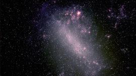 Descubren la galaxia más oscura, justo al lado de la Vía Láctea