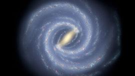 Identificado el «coloso espacial» que está atrayendo a nuestra galaxia