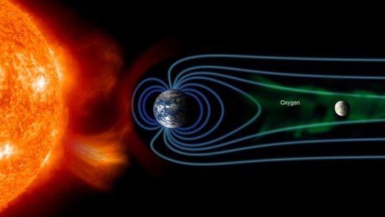 La Luna guarda un registro completo de toda la vida en la Tierra