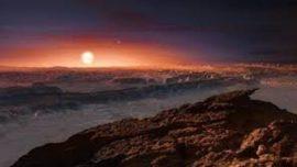 No, el planeta Próxima b no puede albergar vida