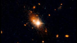 Los monstruos espaciales existen: este gigantesco agujero negro se dirige hacia nuestra galaxia