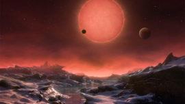 La NASA convoca un puesto de «Oficial de Protección Planetaria»