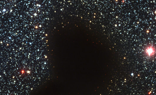 Confirmado: Vivimos en el borde de un descomunal vacío cósmico