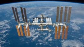 ¿Bacterias «del espacio exterior» en la Estación Espacial Internacional?