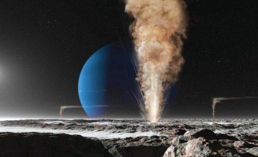 Tritón, la luna asesina de Neptuno