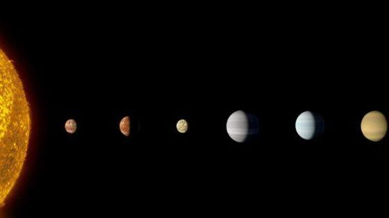 Los dos primeros planetas descubiertos por una Inteligencia Artificial