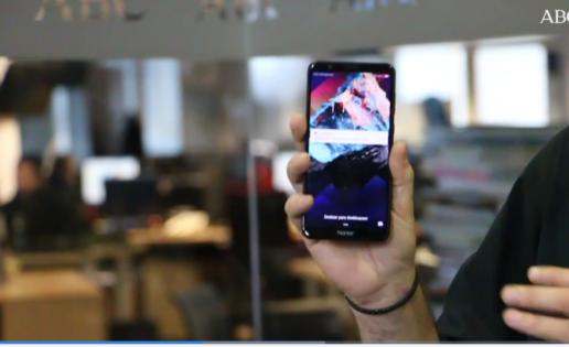 Honor 7X, pantalla sin bordes en la gama media
